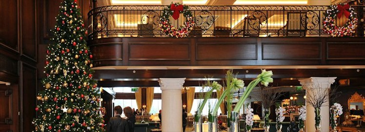 Residential And Commercial Christmas Decorating Services In Ireland