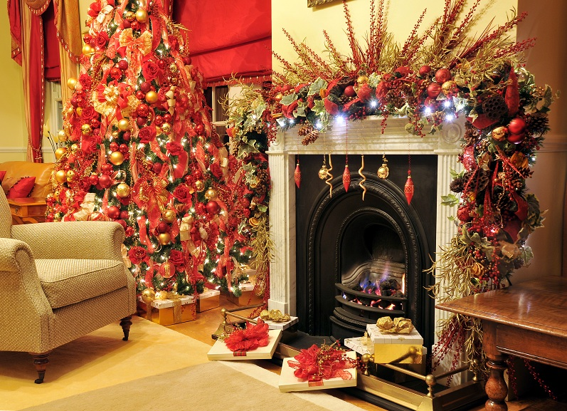 Superior Christmas Indoor Decorating Ideas #4: Luxury%20lounge.jpg